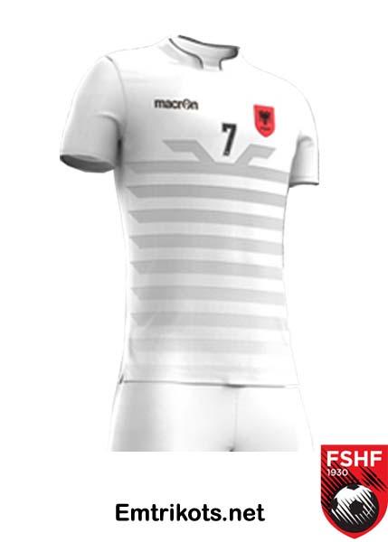 Albanien EM Trikots 2016