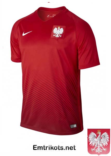 nationaltrikot polen