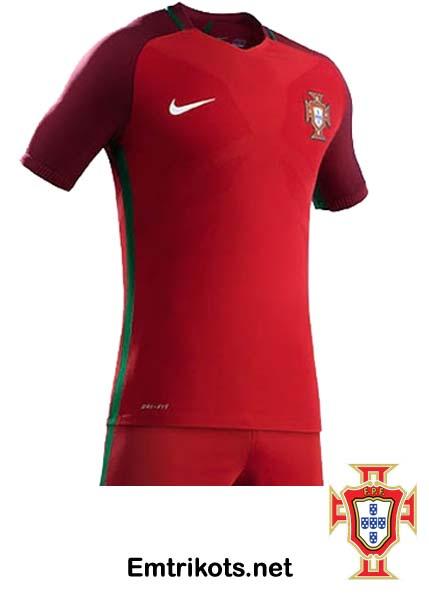 Portugal Trikot Zur Em 2016
