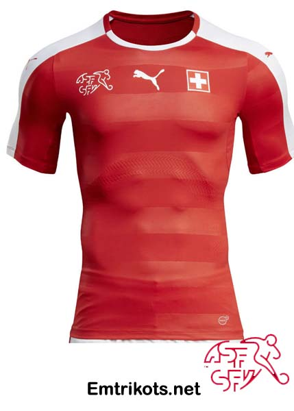 trikots schweizer nationalmannschaft
