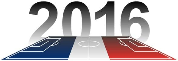 Fußball EM 2016 in Frankreich