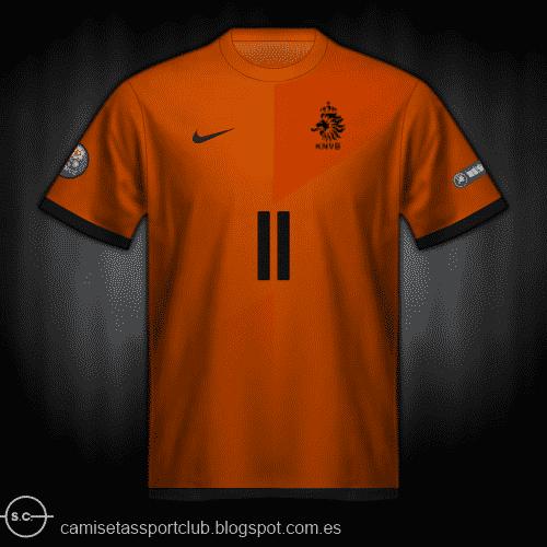 Holland Trikot 2021