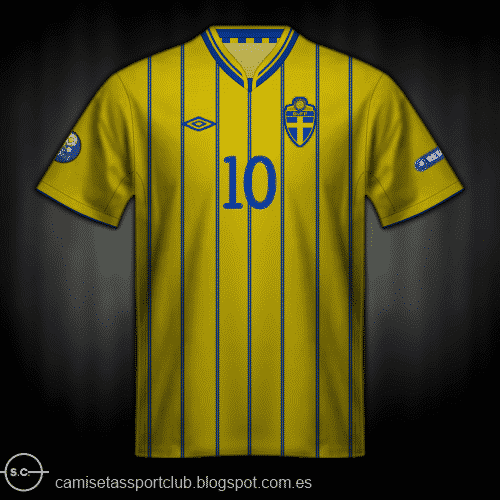 Schweden Trikot 2021