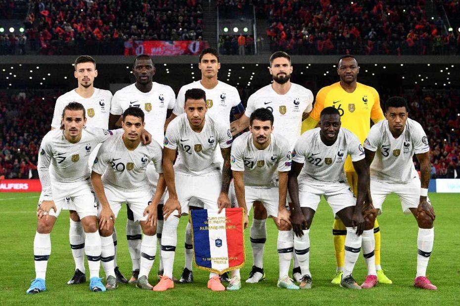 Albanien Frankreich 2021